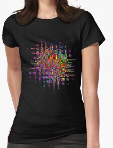 Abstract colorful tee T-Shirt