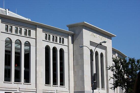 The New Yankee Stadium by ZeeZeeshots