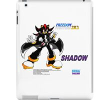 Freedom Fighters 2K3 Shadow iPad Case/Skin