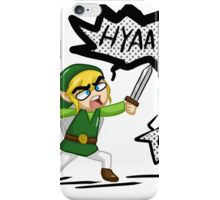 Hey! HYAA! iPhone Case/Skin