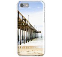 Fishing Pier - Ocean City, Maryland iPhone Case/Skin