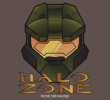 Halo Zone MC Logo by Zone  Network