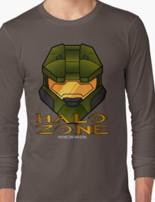 Halo Zone MC Logo Long Sleeve T-Shirt