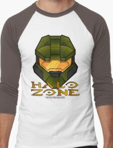 Halo Zone MC Logo Men's Baseball ¾ T-Shirt