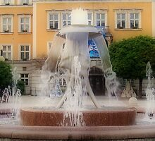 Fountain by Eugenio