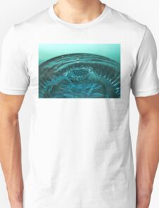 Turquoise Water Drop T-Shirt