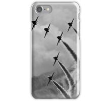 Red Arrows Power iPhone Case/Skin