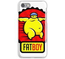 FATBOY iPhone Case/Skin