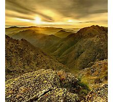 Headwaters, Howqua and King rivers Photographic Print