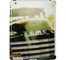Truck Man iPad Case/Skin