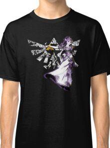 Triforce of Wisdom Classic T-Shirt