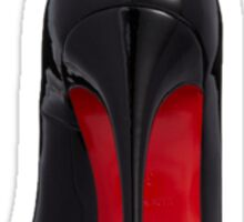 Christian Louboutin Red Sole Designer Sticker  Sticker