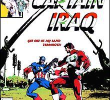 Captain Iraq by Poderiu ^
