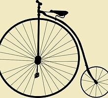 Penny Farthing by luckylucy
