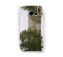 Green Mountain Winter Samsung Galaxy Case/Skin