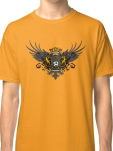 Soccer Coat of Arms Classic T-Shirt