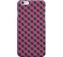 Cubism Number Eight (Paper Effect Edition) by M.A iPhone Case/Skin