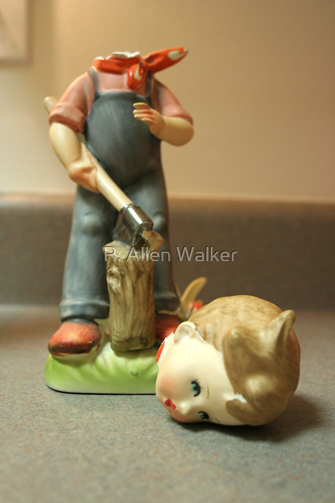Careful With that Axe, Eugene by R. Allen Walker