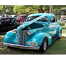 Buick 1938 Special Business Coupe Photographic Print