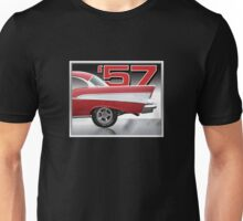 '57 Chevrolet Bel Air Unisex T-Shirt