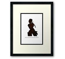 Tomb Raider II Framed Print