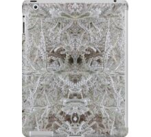 Snow Flake Plant iPad Case/Skin
