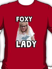 Garth Algar Wayne's World Foxy Lady T-Shirt