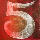 Number 5 by Marion Chapman