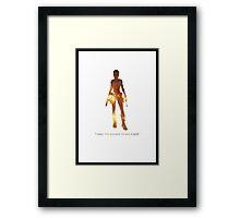 Tomb Raider: Underworld Framed Print