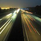 A3 Autobahn Deutschland by id10t