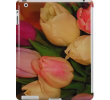 Tulips For Stephanie Aka Shulie1 iPad Case/Skin