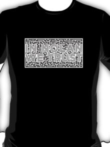 Inspired by Christopher Nolan - In Nolan We Trust T-Shirt