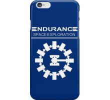 Inspired by Interstellar - Endurance Space Craft iPhone Case/Skin