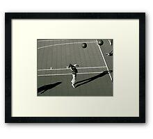 -- Framed Print