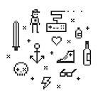 Let's pixelate by motuwe