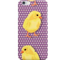 Chiken pattern iPhone Case/Skin