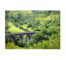 Monsal Head - The Peak District Art Print