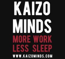 Kaizo Minds - More Work, Less Sleep by LewisJFC