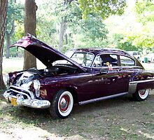 1949 Oldsmobile Club Sedan by Glenna Walker