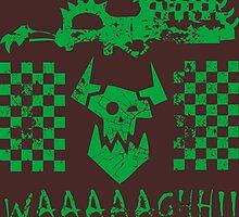 Waaaaaghh!! by KocioK
