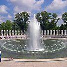 World War II Memorial by Van Coleman