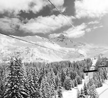 Meribel II by petegrev
