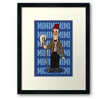 Doctor Mimi Framed Print