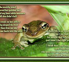 Kiss That Frog by Donna Adamski