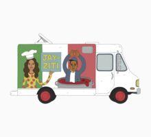 Jay - Z iti Food Truck Kids Tee