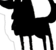 -dog- Sticker