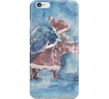 SANTA(C2007) iPhone Case/Skin