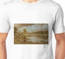 Dreamy old port Unisex T-Shirt