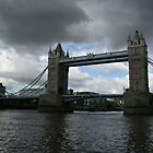 Engineering Marvel - Tower Bridge, London, England by Allen Lucas