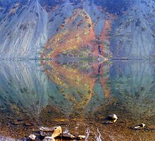 Wastwater Abstract by Jamie  Green